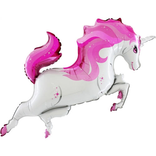 Unicorn Full Body Pink SH