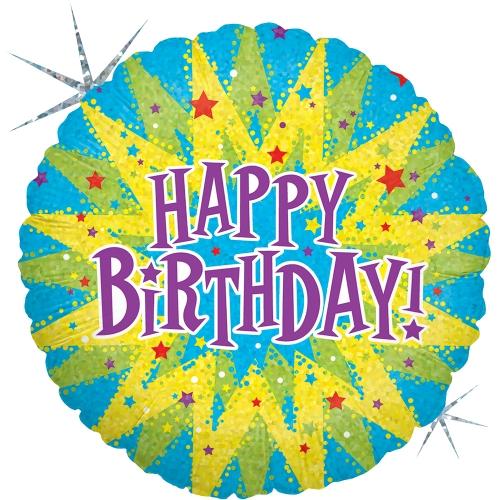 Birthday birst