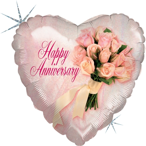 Happy anniversary bouquet SL