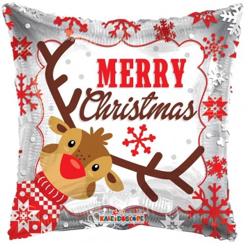 Merry Christmas Reindeer Rudolph