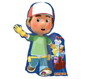Handy manny ML