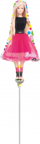 Barbie Sparkle Folie ballon ML