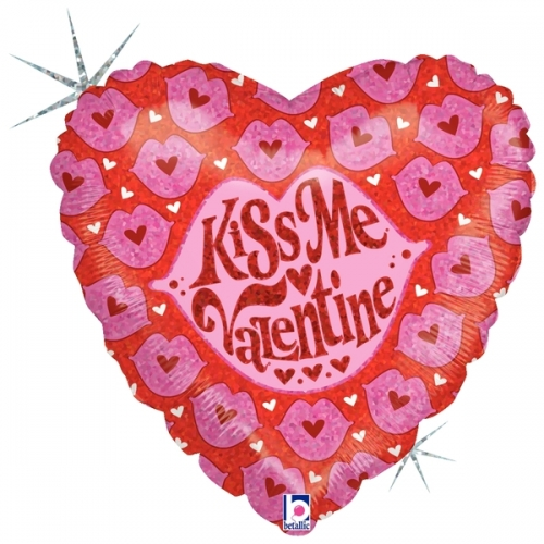 Happy Valentines kiss me ML