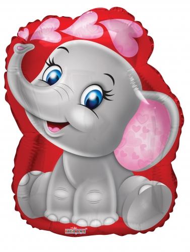 Baby olifant love