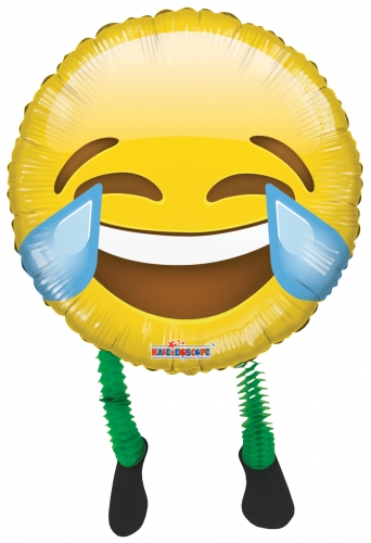 Emoticon Laugh