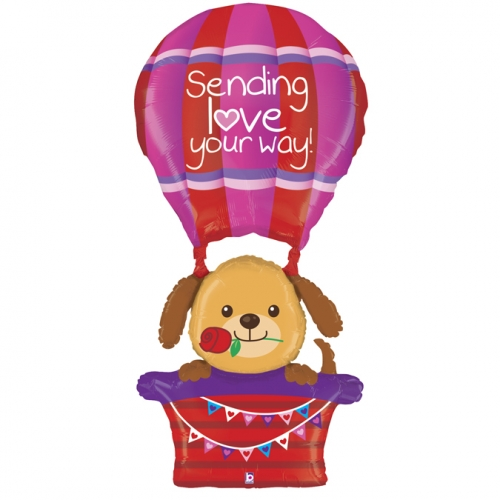 3D GIANT shape Special-Delivery Sending Love Your Way
