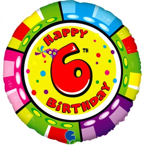 Happy 6th Birthday Rups SH