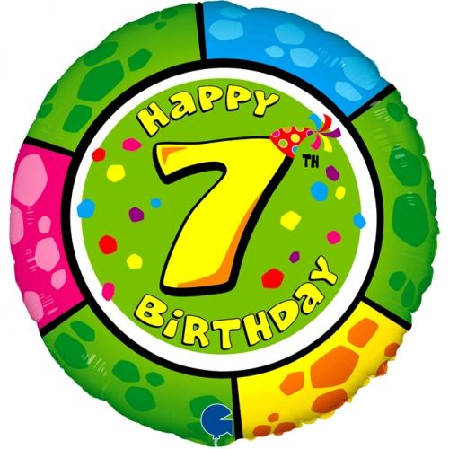 Happy 7th Birthday Krokodil SH