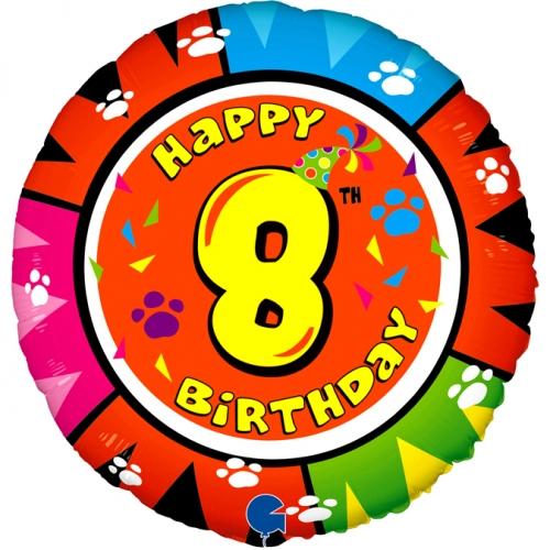 Happy 8th Birthday Kat SH