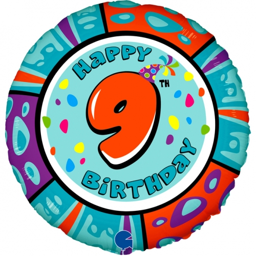 Happy 9th Birthday Gekko SH