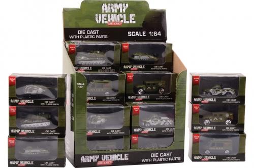 Army Voertuigen Die Cast