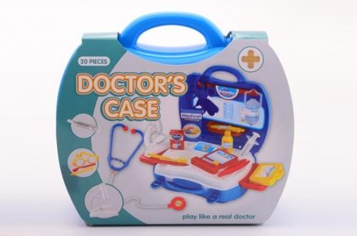 Medische Onderzoekset in Koffer