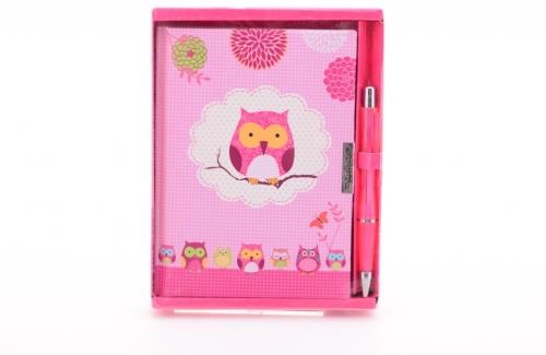 Meiden Dagboekje met Pen