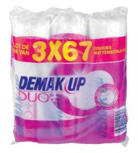 Demake up 3 pak Duo+