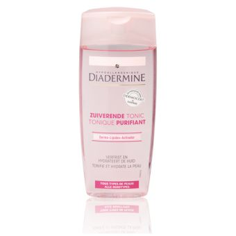 Diadermine Rein lotion oog (waterproof)