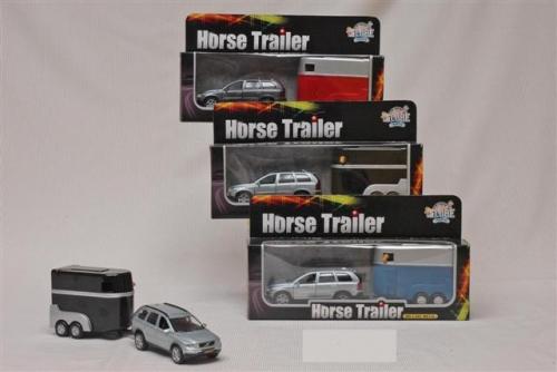 Holiday Fun Horse trailer auto