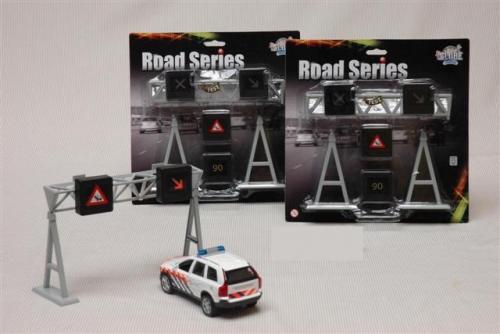 Road series 2 matrixborden + 2 zonder licht