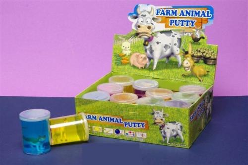 Putty boerderij dieren