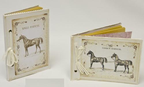 Decoratieschift paard