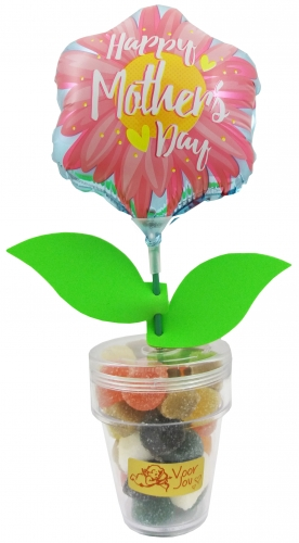 Flower Candy happy mother's day sundflower