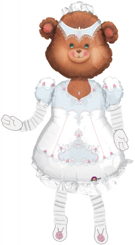 Teddy Bride