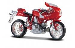 Bburago Motor Ducati MH900E