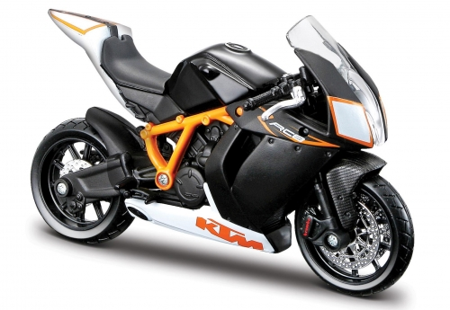 Bburago Motor KTM 1190 RC8 R