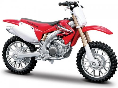 Bburago Motor Honda CRF 450R