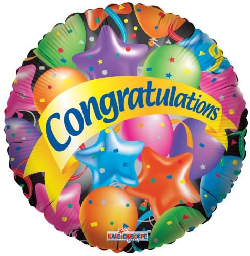 Festive Congratulations