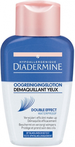 Diadermine - Double Effect Waterproof - Oogreinigingslotion