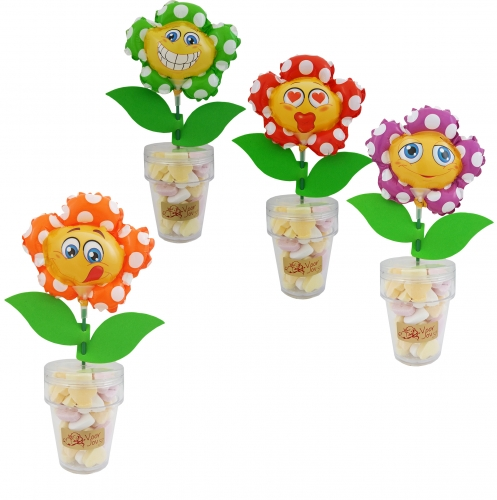 Flower Candy Smiley Flowers