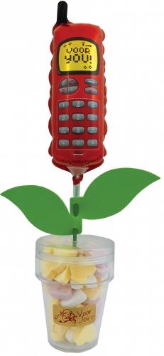 Flower Candy Telefoon voor you