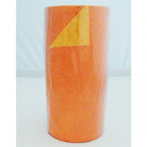 Dessin papier op rol Oranje-Geel