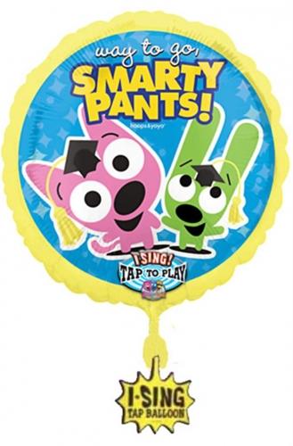 Smarty Pants Hoops and YoYo SAT