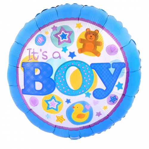 It s a Boy Blue