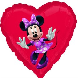 Minnie Mouse Heart SL