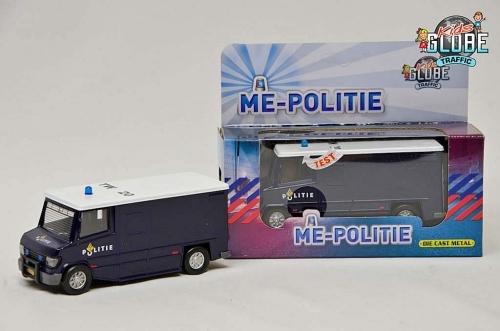ME Politie /  Waardetransport Licht geluid