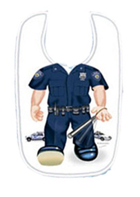 Just add a kid politie agent