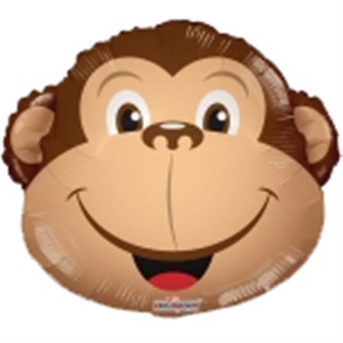 Animal Monkey Head