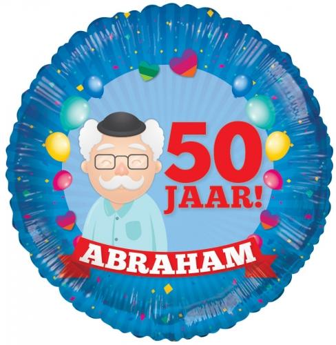 50 jaar - Abraham