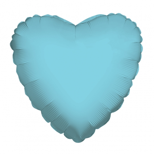 Hart Baby Blauw