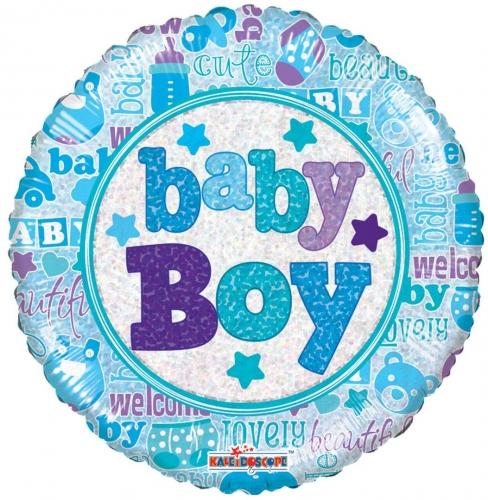 Baby Boy Holographic SL