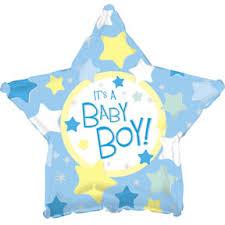Baby Boy Star