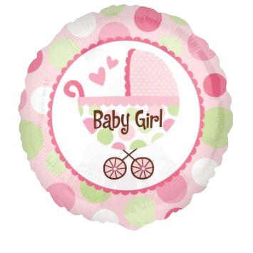 Buggy Baby Girl