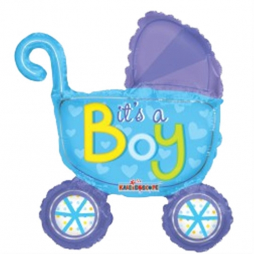 Baby Boy Kinderwagen