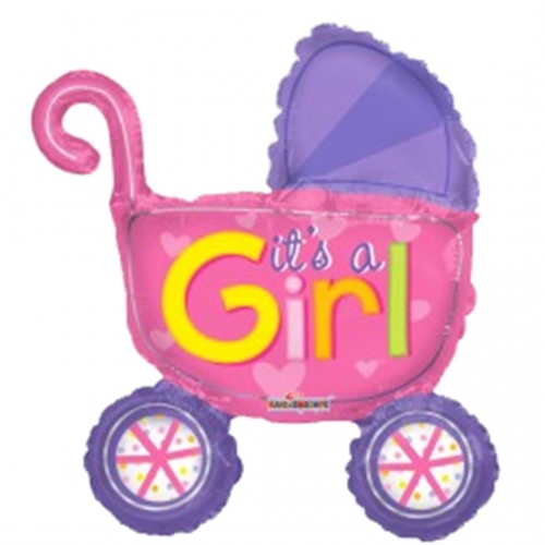 Baby Girl Kinderwagen ML