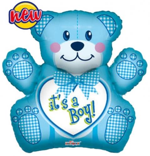Baby Boy Bear SH