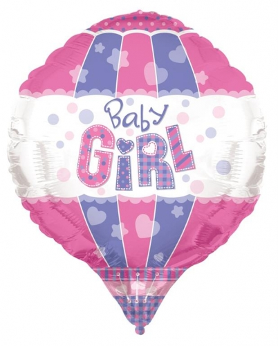 Baby Girl Hot Air