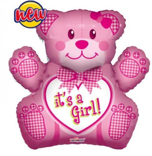 Baby Girl Bear SH