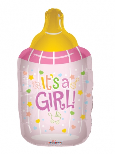 Baby Girl Bottle SH